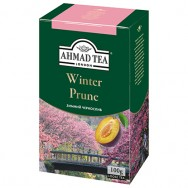 Ахмад Черный чай с черносливом 100g