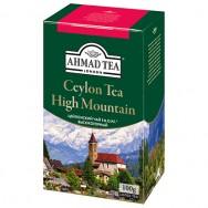 Ахмад черный чай 100g