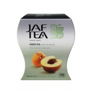"Чай Jaf tea ""Peach & Apricot"" персик и абрикос 100г"