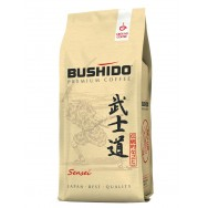 "Кофе Bushido (бушидо) ""Sensei"" 227g"