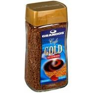 Кофе Grandos (грандос) Gold без кофеина 100g