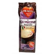 "Кофейный напиток Hearts ""Cappuccino Amaretto"", 1kg"