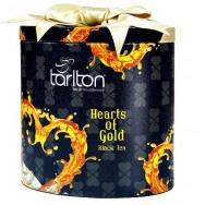 Чай Tarlton (тарлтон) Hearts of Gold (Золотое Сердце) 100г