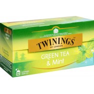 """Чай TWININGS  (твайнингс) """"Mint"""" 25пак."""