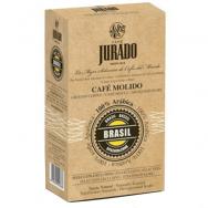 Кофе Jurado (джурадо) Brasil молотый 250г