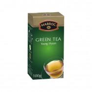 """Чай Mabroc (маброк) """"green tea"""" 100г"""