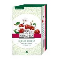 """Ахмад """"Вишневый десерт"""" Травяной чай 20 пак."""