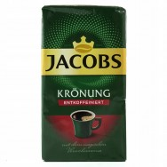 КОФЕ JACOBS (ЯКОБС) KRONUNG без кофеина 500G