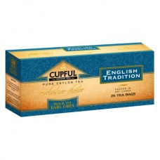 "Чай Cupful (капфул) ""English tradition"" 25 пак."