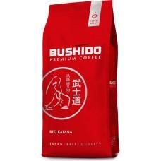 "Кофе Bushido (бушидо) ""Red katana"" в зернах 227g"