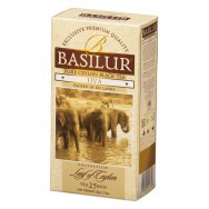 "Чай BASILUR (базилюр) ""Uva"" 25 пак."