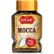 "КОФЕ Le Cafe ""MOCCA"" (мокка) 190g"