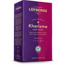 "Кофе Lofbergs (Лофбергс) ""Kharisma"" 500g"