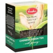 Чай indu зеленый с женьшенем