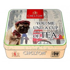 """Чай Chelton (челтон) """"Ты, Я и Чашка чая"""" 60г"""