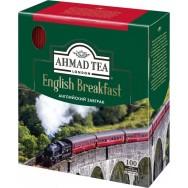Ахмад английский завтрак 100пак.