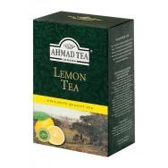 Ахмад Черный чай с лимоном 100g
